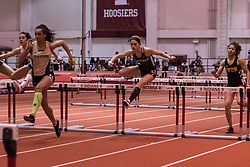 HH finals during Hoosier State Relays, on 03, 25, 2017 Emily Robertson-W