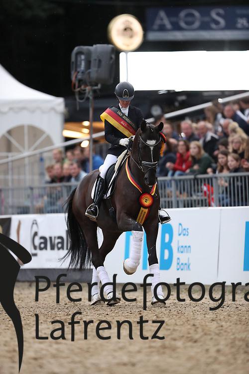 Pohlmeier, Anne Kathrin (GER) Lordswood Dancing Diamond<br /> Warendorf - Bundeschampionate 2016<br /> © www.sportfotos-lafrentz.de/Stefan Lafrentz