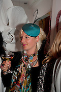 VICTORIA GRANT, Party at the home of Amanda Eliasch in Chelsea after the opening of As I Like it. A memory by Amanda Eliasch and Lyall Watson. Chelsea Theatre. Worl's End. London. 4 July 2010<br /> <br />  , -DO NOT ARCHIVE-© Copyright Photograph by Dafydd Jones. 248 Clapham Rd. London SW9 0PZ. Tel 0207 820 0771. www.dafjones.com.