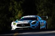October 11-13, 2018: IMSA Weathertech Series, Petit Le Mans: 33 Mercedes-AMG Team Riley Motorsports, Mercedes-AMG GT3, Ben Keating, Luca Stolz, Jeroen Bleekemolen