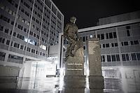 """""""Fred og frihet er ingen selvfølge""""<br /> -Joachim H. Rønneberg"""