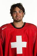 31.07.2013; Wetzikon; Eishockey - Portrait Nationalmannschaft; Andres Ambuhel (Valeriano Di Domenico/freshfocus)