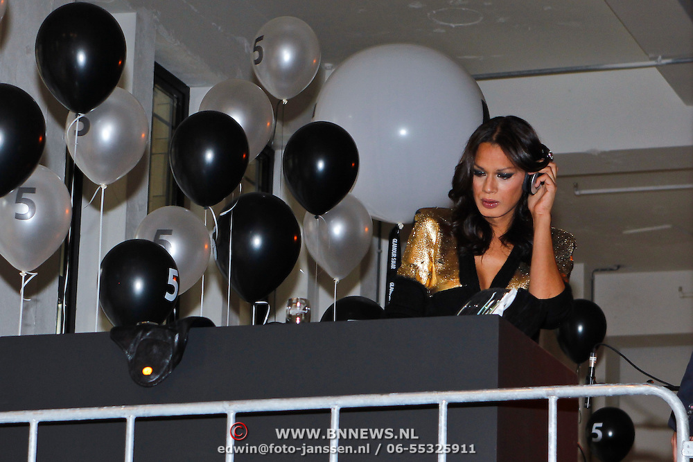 NLD/Amsterdam/20100901 - Glamour magazine bestaat 5 jaar, DJ Sunny