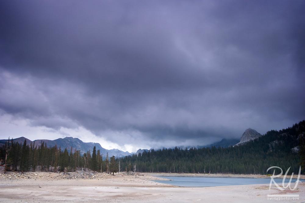 Horseshoe Lake, Mammoth Mountain, California
