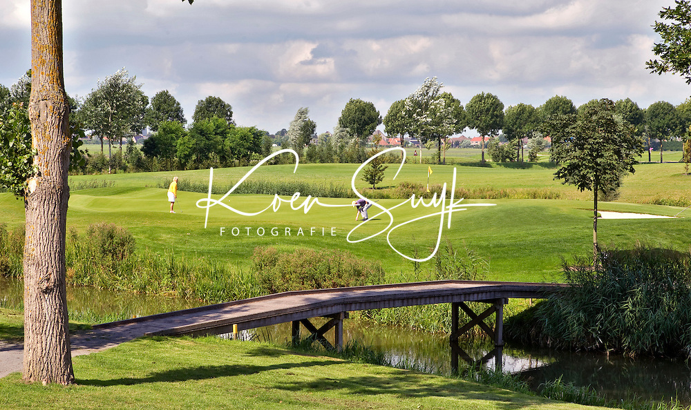 WESTWOUD - Westfriese Golfclub.  COPYRIGHT KOEN SUYK