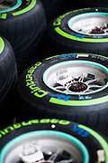 October 18-21, 2018: United States Grand Prix. Pirelli intermediate tires