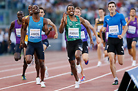 Mohammed AMAN ETH 800m Men Winner <br /> Roma 04-06-2015 Stadio Olimpico<br /> IAAF Diamond League 2015 Rome<br /> Golden Gala Meeting - Track And Field Athletics Meeting<br /> Foto Sebastian Seglingen / ARK / Insidefoto