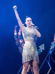 Katy Perry headlines the Saturday night, BBC Radio 1's Big Weekend Glasgow. Saturday at Glasgow Green, BBC Radio 1's Big Weekend Glasgow 2014.
