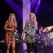 NLD/Amsterdam/20111110 - CD presentatie Rene Froger, Danielle Mulder en Mandy Huydts