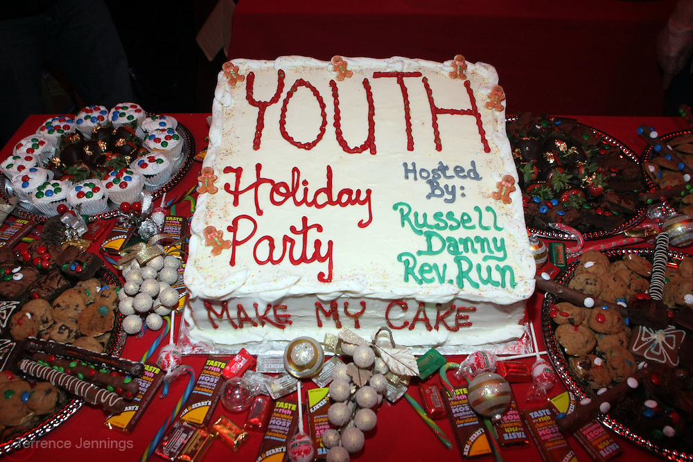 Atmosphere at The Rush Philanthropic Arts Foundation's 9th Annual Youth Holiday Party Sponsored by Target. The annual holiday event brings together over 500 at-risk young people affiliated with the 50 youth arts organizations Rush Philanthropic supports...In celebration of the creative energy of our New York City Youth, this annual holiday event is all about showing love and support for the kids, and letting them know that their hard work and many accomplishments through out the year don't go unnoticed.