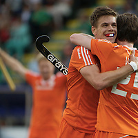 DEN HAAG - Rabobank Hockey World Cup<br /> 30 New Zealand - Netherlands<br /> Foto: Seve van Ass and Sander de Wijn.<br /> COPYRIGHT FRANK UIJLENBROEK FFU PRESS AGENCY