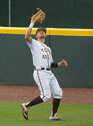 Brown vs. Texas A&M in an NCAA college baseball game, Saturday, March 11, 2017, in College Station, Texas.