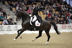 Gal Edward (NED) - Sisther de Jeu<br /> JBK Horse Show 2009<br /> © Hippo Foto - Leanjo de Koster