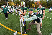 University of Vermont football team, Burlington.