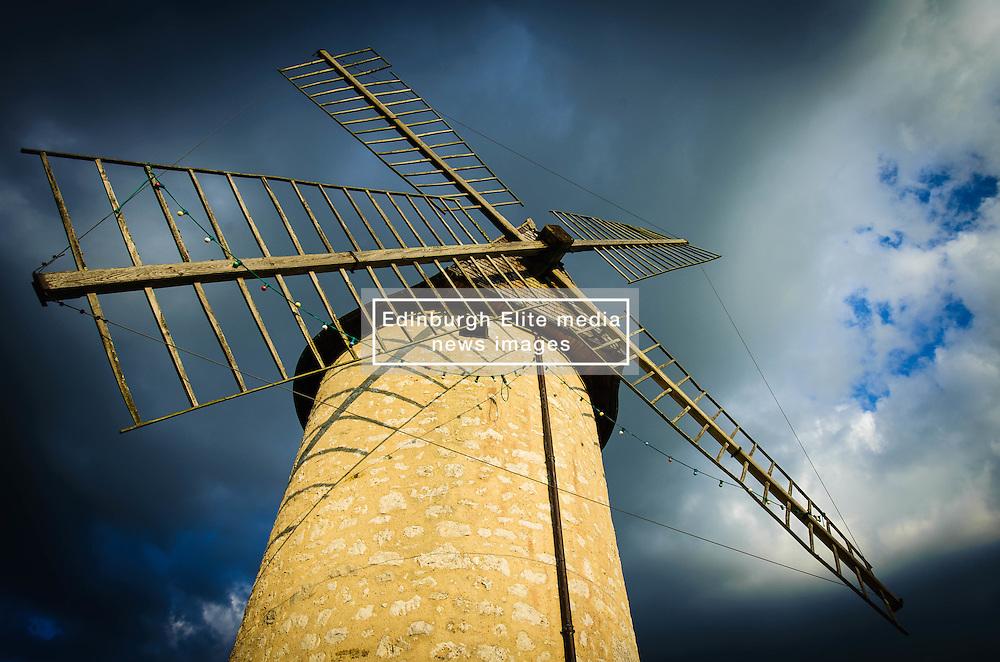 Moulin de Cante Ruch in Villeneuve de Duras, Lot et Garonne, France<br /> <br /> (c) Andrew Wilson   Edinburgh Elite media