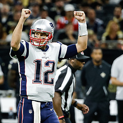 09-17-2017 New England Patriots vs New Orleans Saints