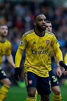 Football - 2019 / 2020 Premier League - Burnley vs. Arsenal<br /> <br /> Alexandre Lacazette of Arsenal, at Turf Moor.<br /> <br /> <br /> COLORSPORT/ALAN MARTIN