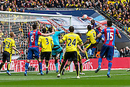 Crystal Palace v Watford  - FA Cup Semi-Final - 24/04/2016