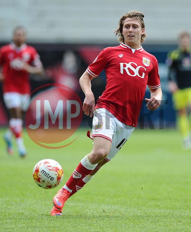 Bristol City's Luke Freeman  - Photo mandatory by-line: Joe Meredith/JMP - Mobile: 07966 386802 - 03/05/2015 - SPORT - Football - Bristol - Ashton Gate - Bristol City v Walsall - Sky Bet League One