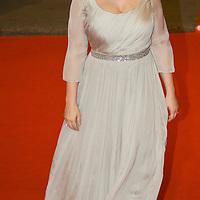 LONDON - FEBRUARY 10: Samantha Morton (actress)  arrives  at the Orange British Academy Film Awards at the Royal Opera House on February 10, 2008 in London, England.