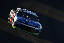 September 14, 2018 - Las Vegas, Nevada, United States of America - Austin Dillon (3) brings his car through the turns during qualifying for the South Point 400 at Las Vegas Motor Speedway in Las Vegas, Nevada. (Credit Image: © Chris Owens Asp Inc/ASP via ZUMA Wire)