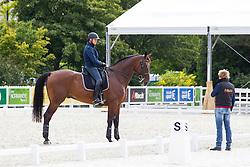 Devroe Jeroen, (BEL), Eres DL - Janssen Sjef (NED)<br /> Alltech FEI World Equestrian Games™ 2014 - Normandy, France.<br /> © Hippo Foto Team - Leanjo de Koster<br /> 25/06/14