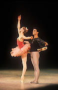Ballet performance finale.
