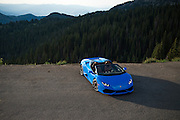 July 28, 2016 - Lamborghini Huracan filming near Park City, Utah