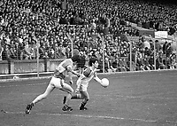 Offaly Vs Kerry All-Ireland Schools Final in Croke Park, 04/05/1986 (Part of the Independent Newspapers Ireland/NLI Collection).