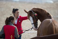 Cordon Pilar, ESP, Gribouille du Lys<br /> Olympic Games Rio 2016<br /> © Hippo Foto - Dirk Caremans<br /> 12/08/16