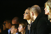 Molly Sims at The 2009 Diane Von Furstenbeg Fall Fashion Show held at the Tent in  Bryant Park in New York City, NY