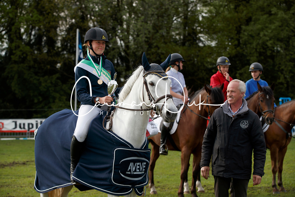 Van Massenhove Ellen, BEL, Poulabrandy Queen<br /> Nationaal Kampioenschap Eventing Minderhoud 2018<br /> &copy; Hippo Foto - Dirk Caremans