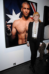 LADY EMILY COMPTON at a private view of Octagan a showcase of work of photographer Kevin Lynch featuring the stars of the Ultimate Fighter Championship held at Hamiltons gallery, Mayfair, London on 17th January 2008.<br /><br />NON EXCLUSIVE - WORLD RIGHTS