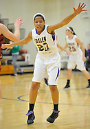Avon Lake at Avon girls varsity basketball on January 18, 2012.