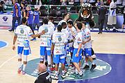 DESCRIZIONE : Campionato 2014/15 Serie A Beko Dinamo Banco di Sardegna Sassari - Grissin Bon Reggio Emilia Finale Playoff Gara3<br /> GIOCATORE : Team Dinamo Banco di Sardegna Sassari<br /> CATEGORIA : Before Pregame Fair Play<br /> SQUADRA : Dinamo Banco di Sardegna Sassari<br /> EVENTO : LegaBasket Serie A Beko 2014/2015<br /> GARA : Dinamo Banco di Sardegna Sassari - Grissin Bon Reggio Emilia Finale Playoff Gara3<br /> DATA : 18/06/2015<br /> SPORT : Pallacanestro <br /> AUTORE : Agenzia Ciamillo-Castoria/L.Canu