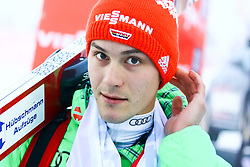 11.12.2016, Lysgards Schanze, Lillehammer, NOR, FIS Weltcup Ski Sprung, Lillehammer, im Bild Stephan Leyhe (GER) // Stephan Leyhe of Germany during Mens Skijumping of FIS Skijumping World Cup at the Lysgards Schanze in Lillehammer, Norway on 2016/12/11. EXPA Pictures © 2016, PhotoCredit: EXPA/ Tadeusz Mieczynski