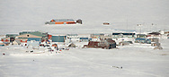 Photographs of John Baker's 2011 Iditarod run. Golovin. Stephen Nowers/Alaska Dispatch