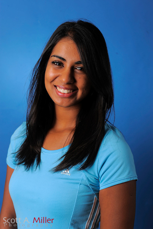 Natasha Krishna during a portrait session prior to the second stage of LPGA Qualifying School at the Plantation Golf and Country Club on Sept. 25, 2011 in Venice, FL...©2011 Scott A. Miller