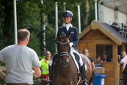 Cornelissen Adeline, NED, Henkie<br /> WK Ermelo 2019<br /> © Hippo Foto - Sharon Vandeput<br /> 4/08/19