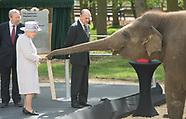Royal visit to Bedfordshire 11 April 2017