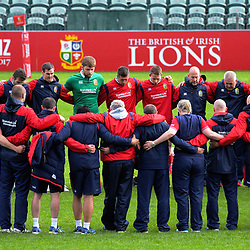 06,06,2017   British & Irish Lions captain's run