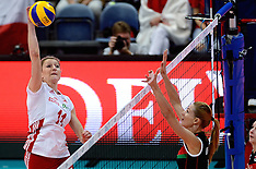 20150930 NED: Volleyball European Championship Play off Wit Rusland - Polen, Rotterdam