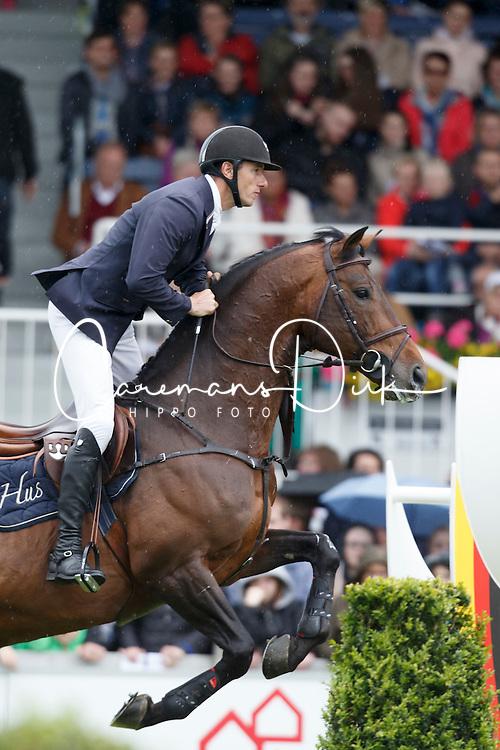 Wathelet Gregory, (BEL), Conrad de Hus <br /> Rolex Grand Prix, The Grand Prix of Aachen<br /> Weltfest des Pferdesports Aachen 2015<br /> © Hippo Foto - Dirk Caremans<br /> 31/05/15
