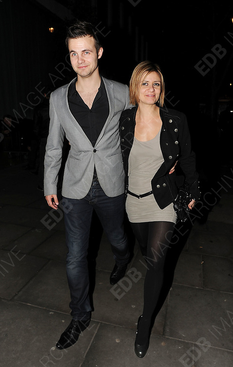 01.FEBRUARY.2011. LONDON<br /> <br /> MARIA FILIPPOV ATTENDING THE DANCING ON ICE PARTY AT BUNGALOW 8 IN CENTRAL LONDON<br /> <br /> BYLINE: EDBIMAGEARCHIVE.COM<br /> <br /> *THIS IMAGE IS STRICTLY FOR UK NEWSPAPERS AND MAGAZINES ONLY*<br /> *FOR WORLD WIDE SALES AND WEB USE PLEASE CONTACT EDBIMAGEARCHIVE - 0208 954 5968*