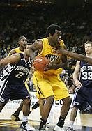 24 JANUARY 2007: Iowa forward Tyler Smith (34) in Iowa's 79-63 win over Penn State at Carver-Hawkeye Arena in Iowa City, Iowa on January 24, 2007.