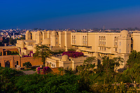 Oberoi Hotel, Jaipur, Rajasthan, India.