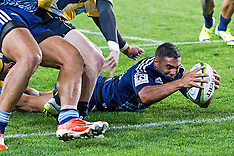 Auckland - Super Rugby - Blues v Brumbies