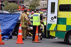 Auckland-Pedestrian hit by vehicle in Devonport Supermarket carpark