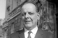 Tom Gormley, MP, Mid-Tyrone, Nationalist Party, in the N Ireland Parliament at Stormont, Belfast. March 1969. 196903000110<br /> <br /> <br /> Copyright Image from<br /> Victor Patterson<br /> 54 Dorchester Park<br /> Belfast, N Ireland, UK, <br /> BT9 6RJ<br /> <br /> t1: +44 28 90661296<br /> t2: +44 28 90022446<br /> m: +44 7802 353836<br /> e1: victorpatterson@me.com<br /> e2: victorpatterson@gmail.com<br /> <br /> www.victorpatterson.com