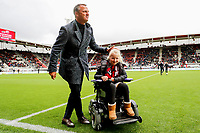 ALKMAAR - 22-10-2017, AZ - FC Utrecht, AZ trainer John van den Brom